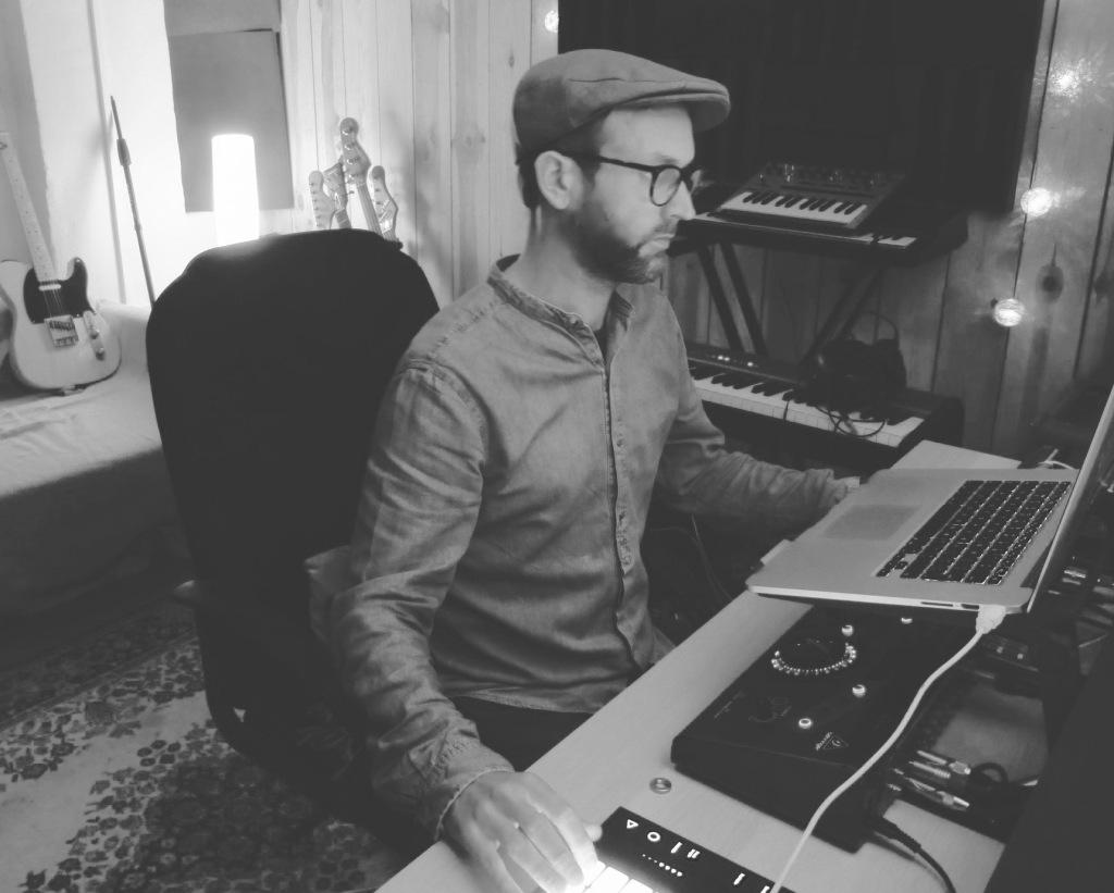 Music Producer Steve Baker Brighton studio